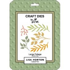 Lisa Horton Crafts - Large Foliage Die Set