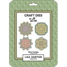 Lisa Horton Crafts - Mini Doilies Die Set