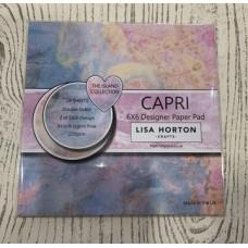 Lisa Horton Crafts - Capri Paper Pad