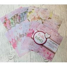 Lisa Horton Crafts - Pretty Petals Paper Pad