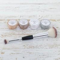 Lisa Horton Crafts - Metallic Mica Powders and Brush
