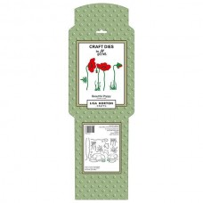 Lisa Horton Crafts - Beautiful Poppy Die Set