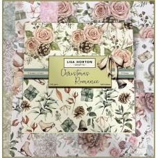 Lisa Horton Crafts - Christmas Romance Paper Pad