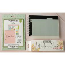Lisa Horton Crafts - Swatch It Watercolour Starter Kit