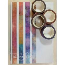 Lisa Horton Crafts - Washi Tape (4pk)
