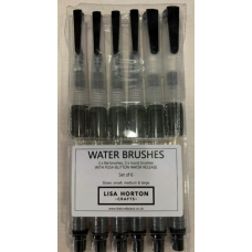 Lisa Horton Crafts - Waterbrushes