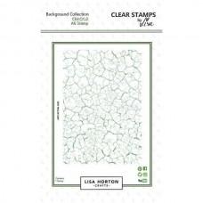Lisa Horton Crafts - Crackle A6 Stamp Set
