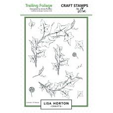 Lisa Horton Crafts - Trailing Foliage A5 Stamp Set