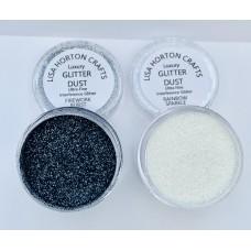 Lisa Horton Crafts - Glitter Dust Interference Set