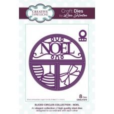 Split Circles - Noel Craft Die