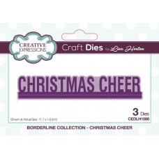 Borderline - Christmas Cheer Die