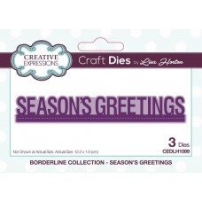 Borderline - Season's Greetings Die