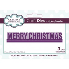 Borderline - Merry Christmas Die
