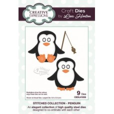 Stitched Collection - Penguin