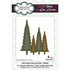 Stitched Collection - Trees