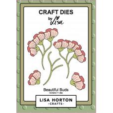 Lisa Horton Crafts - Beautiful Buds Die