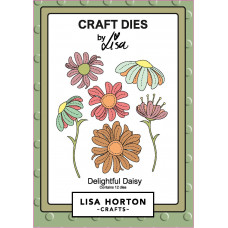 Lisa Horton Crafts - Delightful Daisy Die