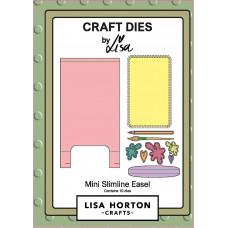 Lisa Horton Crafts - Mini Slimline Easel Die