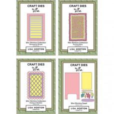 Lisa Horton Crafts - Slimline POTW Die Bundle