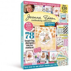 Joanna Sheen Cardmaking Collection - Issue 7