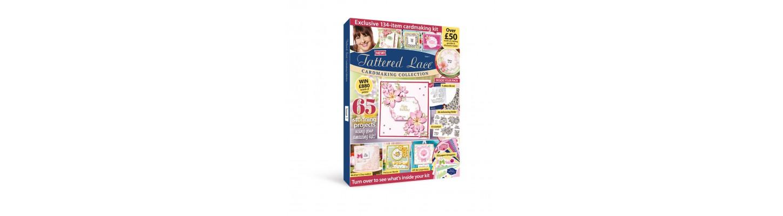 Tattered Lace Craft Kit