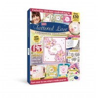 Tattered Lace Craft Kit - Issue 1