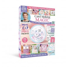 Christina Griffiths Card Making Magic All In One Collection