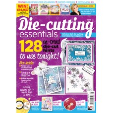 Die Cutting Essentials - Issue 45 - Chloe Endean Special