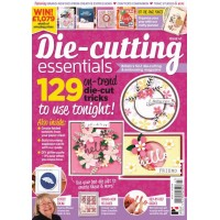 Die Cutting Essentials - Issue 47 - DISPATCHING THURSDAY 17th JANUARY