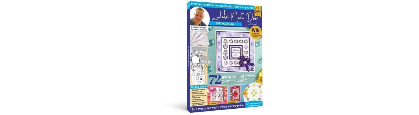 John Next Door Cardmaking Kit - Spring Edition