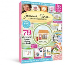 Joanna Sheen Cardmaking Collection - Issue 8