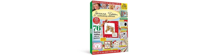 Joanna Sheen Cardmaking Kit
