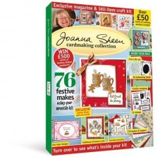 Joanna Sheen Cardmaking Collection - Issue 9