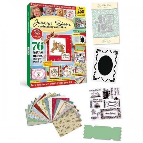 Joanna Sheen Cardmaking Collection Issue 9 New