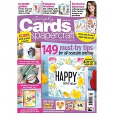 Simply Cards & Papercraft - Issue 190
