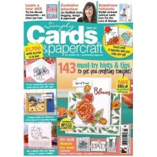 Simply Cards & Papercraft - Issue 191