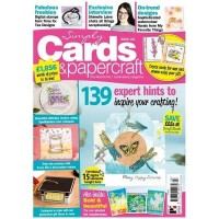 Simply Cards & Papercraft - Issue 193