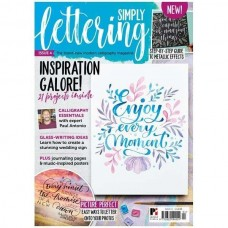 Simply Lettering - Issue 4
