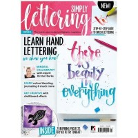 Simply Lettering - Issue 1