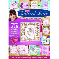 Tattered Lace Craft Kit - Issue 2 - Celebration Kit