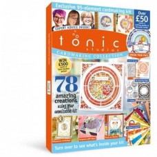 Tonic Studio's Craft Kit - Issue 8  - DISPATCHING TUESDAY 25th MARCH
