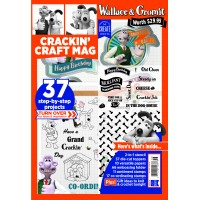 Wallace & Gromit Magazine + Kit - Issue 1