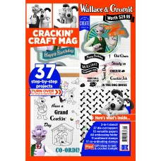 Wallace & Gromit Magazine + Kit - Issue 1