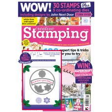 Creative Stamping - Issue 64 - John Next Door Exclusive