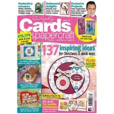 Simply Cards & Papercraft Magazine - Issue 183 - Phill Martin Special