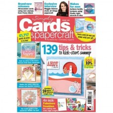 Simply Cards & Papercraft - Issue 192