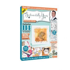 Sentimentally Yours by Phill Martin Stamping Box Kit