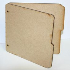 MDF 6 x 6 Book Covers