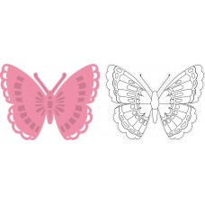 Marianne Design Collectables - Tiny's Butterfly One