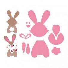 Marianne Design Collectables - Bunny Die Set